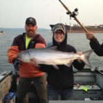 Spring Chinook Fishing