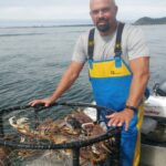 Crabbing Dungeness
