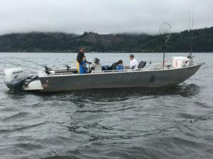 Astoria Fishing Boat